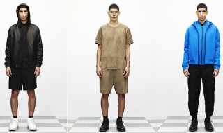 T by Alexander Wang Spring 2013 Collection