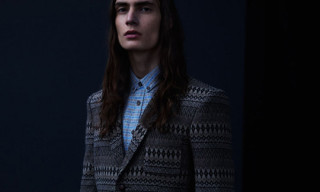 Topman Mainline Fall/Winter 2012 Lookbook