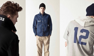 URSUS Bape Fall/Winter 2012 Lookbook