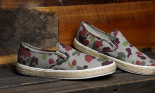 Vans LP Slip-On CA Camo