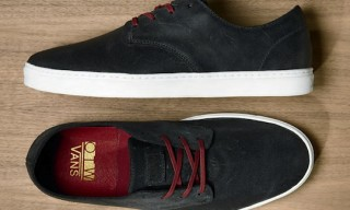 Vans OTW Ludlow Decon & Cypress Fall 2012