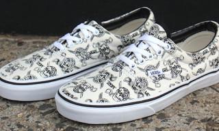 """Vans Van Doren """"White Skulls"""" Era"""