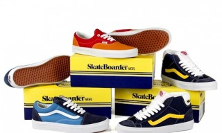 Vans x The Skateboarder Magazine Collection