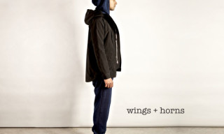 Wings + Horns Fall/Winter 2012 Lookbook
