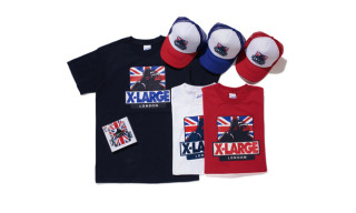 XLarge 'Union Jack' Summer 2012 Collection