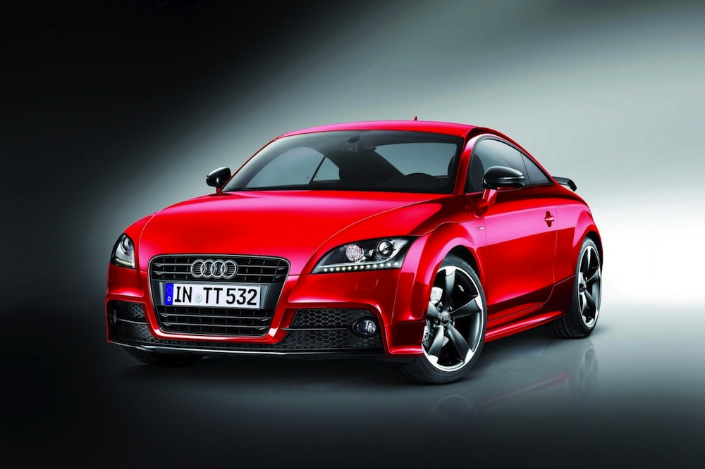 audi tt coupe s line competition highsnobiety. Black Bedroom Furniture Sets. Home Design Ideas