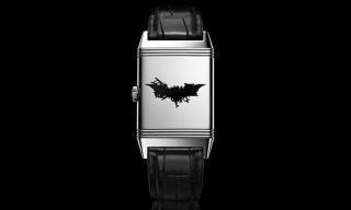 Batman The Dark Knight Rises Jaeger-LeCoultre Watch