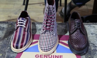 Dr. Martens Spring/Summer 2013 Preview