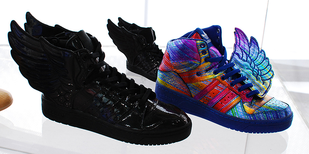 new product 55796 9f12d Jeremy Scott x adidas Originals JS Wings Spring Summer 2013   Highsnobiety