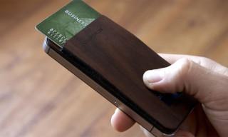 KILLSPENCER Precision Pocket Card Carrier for iPhone 4/4S