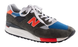 New Balance 998 for J.Crew 'Made in USA'