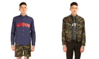 Opening Ceremony London Exclusives – Christopher Shannon, Band of Outsiders, etc