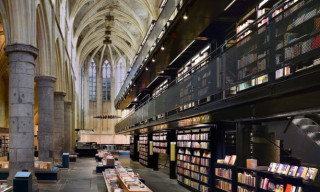 Selexyz Dominicanen Bookstore by Merkx+Girod Architecten