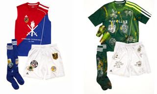 adidas Fanatic Tournament 2012 Team Kits