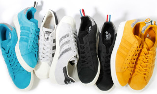 adidas Originals SnakeSkin Pack Fall/Winter 2012 – Campus 80s & Superstar 80s