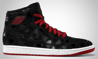 Air Jordan I and VII 'Triangles'