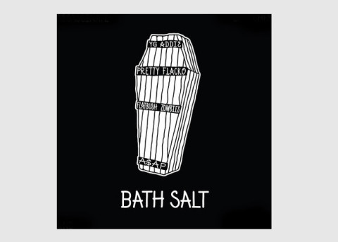 asap rocky and asap mob featuring flatbush zombies - bath salt