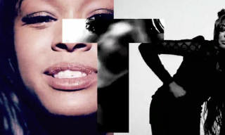 T by Alexander Wang Fall 2012 Ad Campaign featuring Azealia Banks