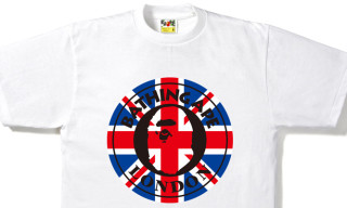 Bape 2012 London Olympics T-Shirts