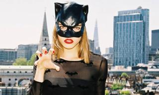 Batman x Lazy Oaf Women's Collection Lookbook by Viktor Vauthier