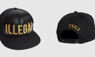 Black Scale x Fool's Gold Records 'Illegal' Snapback Cap