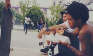 Video: BRKN Queens – Skateboarding at Astoria Skatepark in New York City
