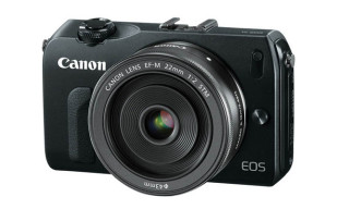 First Image of the Canon Mirrorless Camera – The Canon EOS M