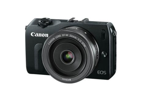 canon mirrorless eos m digital camera