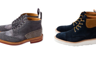 CASH CA x Tricker's Fall/Winter 2012 Shoe Collection
