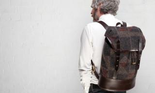 Cherchbi Herdwyck No.10 Tweed Bag Collection