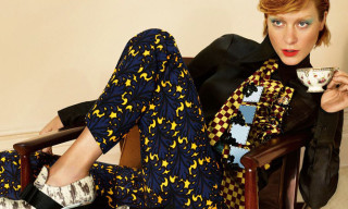 Chloe Sevigny for Miu Miu Fall 2012 Campaign