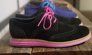 Cole Haan LunarGrand Wingtip – New Colorways