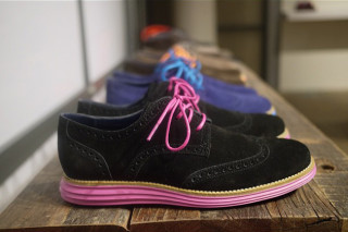 cole haan lunargrand wingtip shoes