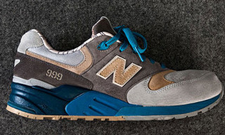 Concepts x New Balance 999 Seal Narrative Capsule Collection