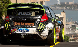 Video: Ken Block's Gymkhana Five – Ultimate Urban Playground San Francisco