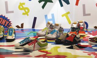 PONY x Dee & Ricky Spring/Summer 2013 Footwear