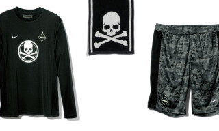 F.C.R.B x mastermind JAPAN Fall/Winter 2012 Capsule Collection