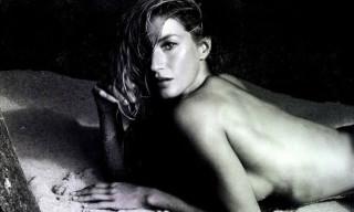Gisele Bundchen by Inez van Lamsweerde & Vinoodh Matadin for Vogue Paris – 'Gisele Confidentielle'