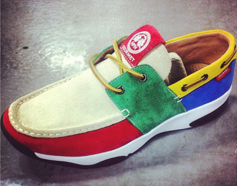 Gourmet The Yacht Boat Shoes