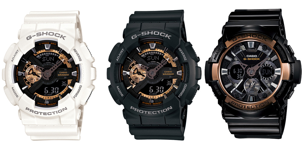 Часы casio g shock 110rg