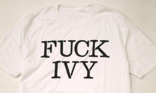 New Heather Grey Wall x Mark McNairy T-Shirts