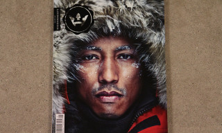 Pharrell Williams Covers Highsnobiety Magazine Issue 5