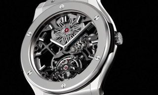 Hublot Classic Fusion Tourbillon Skeleton Ferrari 250 GTO Limited Edition