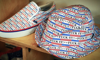 HUF 'F*ck It!' Spring/Summer 2013 Preview