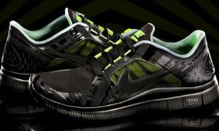 Hurley x Nike: Phantom Fuse Boardshort, Nike Free Run+ 3 NRG