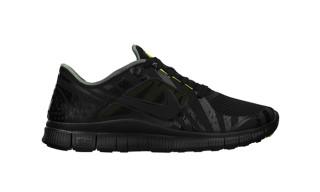 Hurley x Nike Free Run+ 3