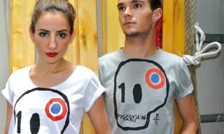 Jean-Charles de Castelbajac Celebrates 10 Years of 'Rock En Seine' With a T-Shirt