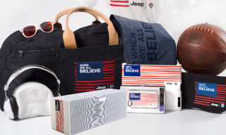Jeep x USA Basketball – The Believe Collection by Jeff Staple