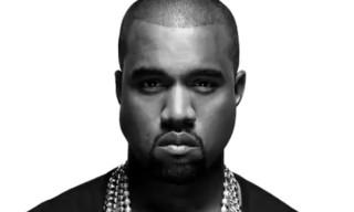 Kanye West Produces Erotic Video for Anja Rubik's 25 Magazine