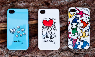 Keith Haring x Case Scenario iPhone 4/4S Cases